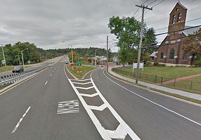 Northern Blvd. East Bound Exit