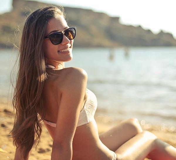 woman hair loss help long island ny