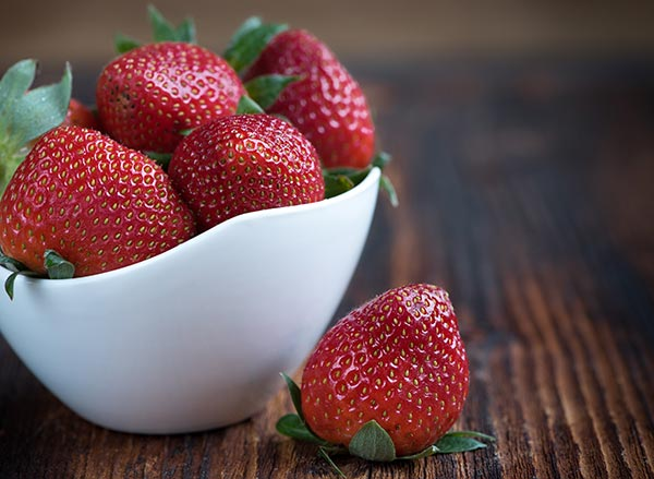 Functional Medicine Thyroid Treatment Diet Strawberries
