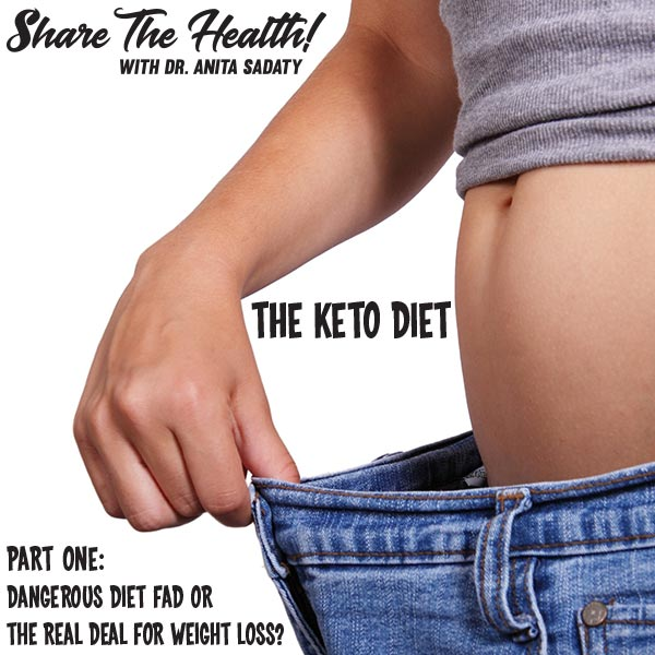 The Keto Diet Part I — Dangerous Diet Fad or The Real Deal for Weight Loss & 3 Fat Bomb Recipes