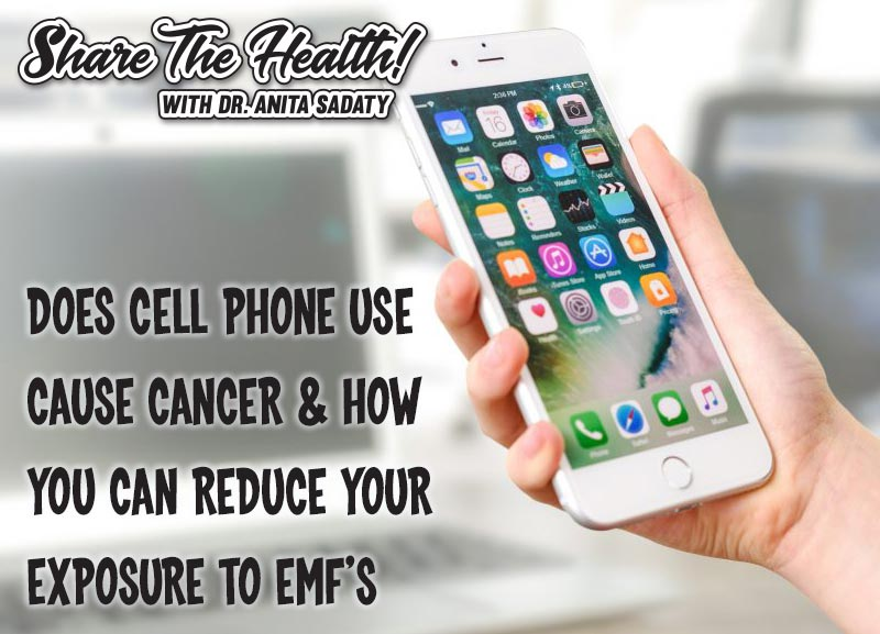 Does Cell Phone Use Cause Cancer & How You Can Reduce Your Exposure to EMFs