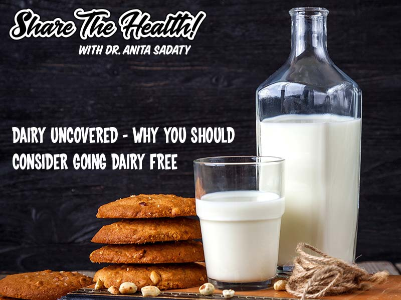 Dairy Uncovered – Why You Should Consider Going Dairy Free